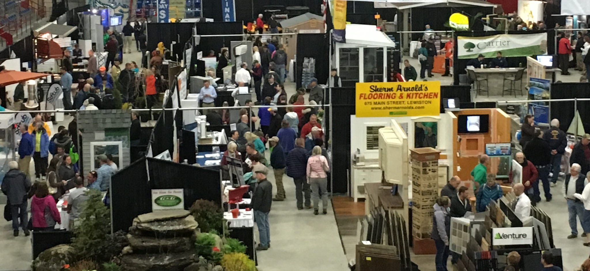 Exhibitor Information The Maine Home Show In Lewiston Maine
